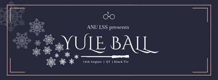ANU LSS Yule Ball StudentVIP