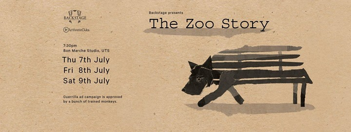 zoo story sparknotes Your online guide to lauren beukes' novel zoo city explore via drop-down menus above sloth knows all.