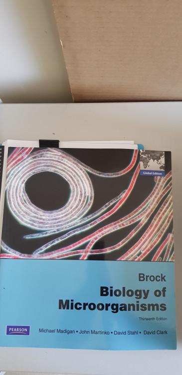 Brock Biology Of Microorganisms Pearson International Edition Global Edition Studentvip