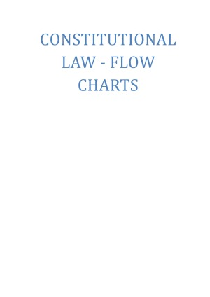 Comprehensive Constitutional Law Notes Studentvip Notes