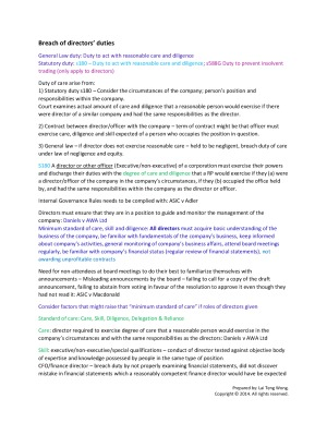 CORPORATE LAW OPEN BOOK EXAM NOTES – StudentVIP Notes