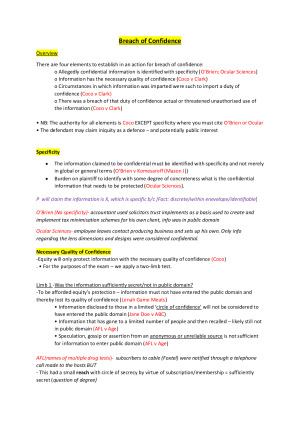 Equity HD Exam Style Notes – StudentVIP Notes