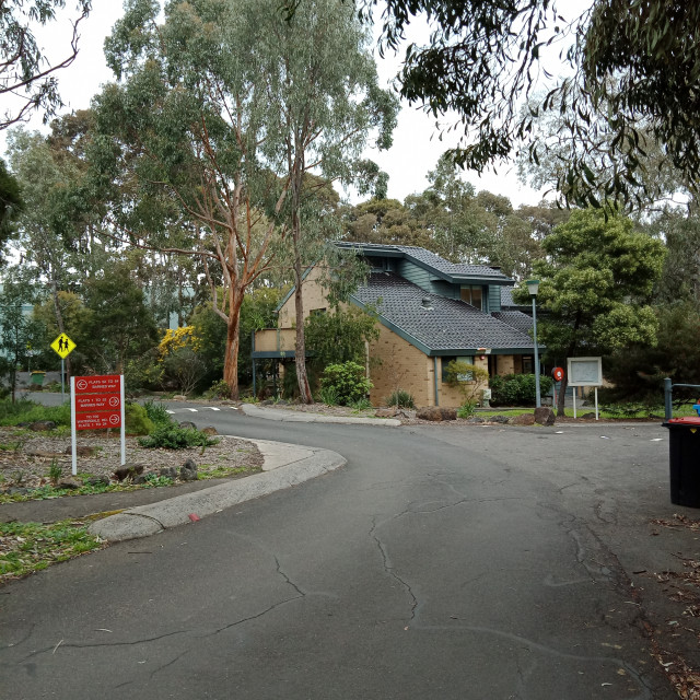 Barnes Way (BW) At LaTrobe Melbourne (Bundoora)