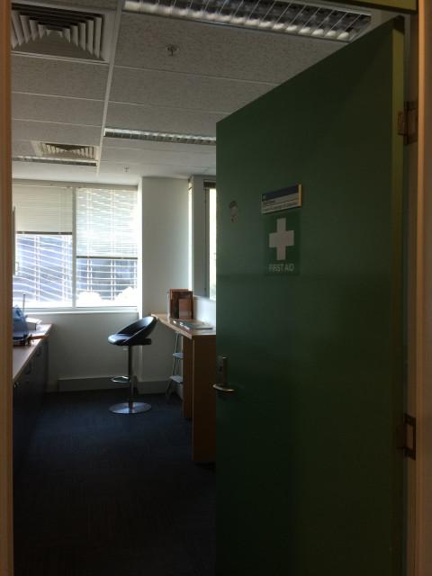 507 Staff room