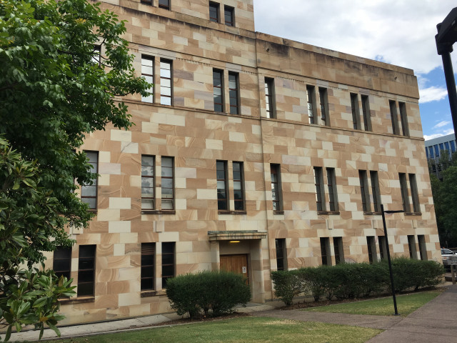 Goddard Campus Map.Goddard Building 8 At Uq St Lucia Studentvip