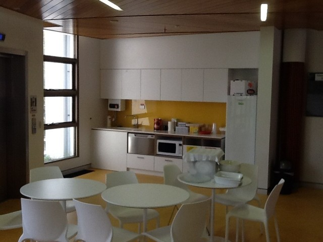 How To Make The Best Of Your Kitchenette: Kitchenette At UNE Armidale