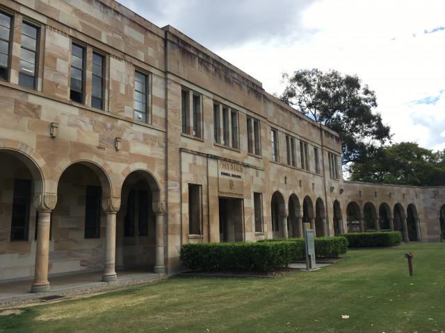 Parnell Building - Main Entrance