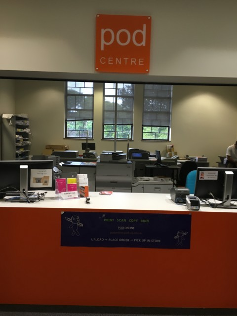 POD Centre at UQ St Lucia – StudentVIP