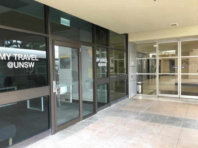 My travel @ UNSW at UNSW Kensington – StudentVIP